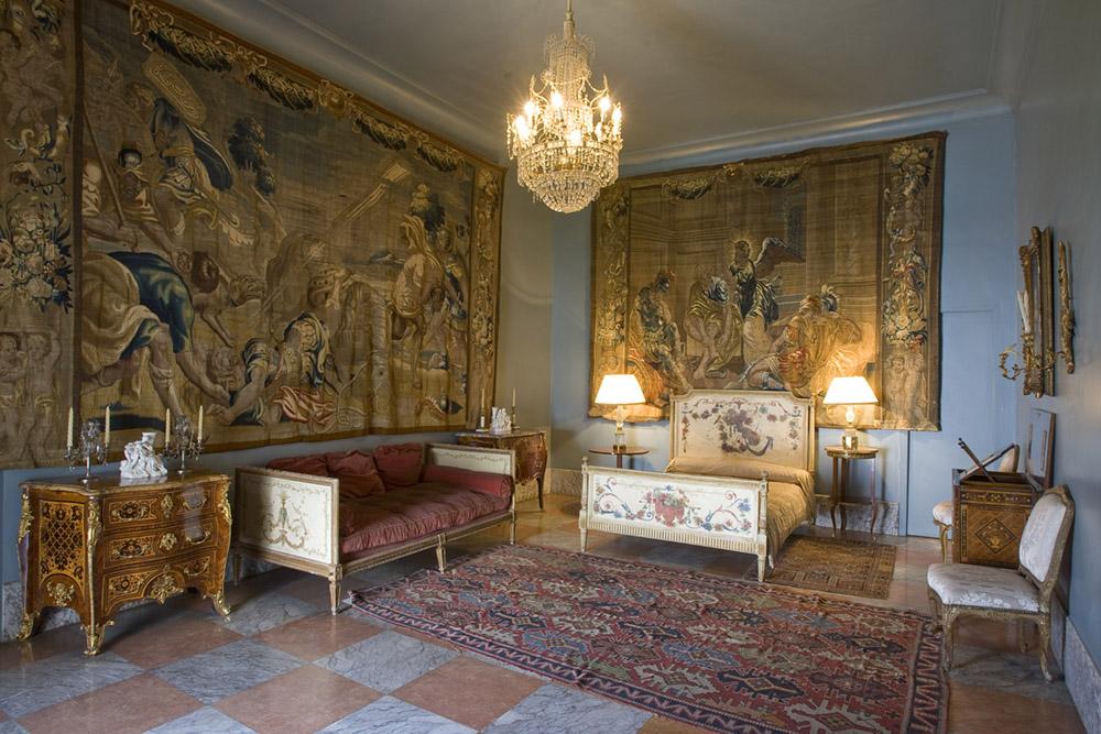 dormitorio invitados frances