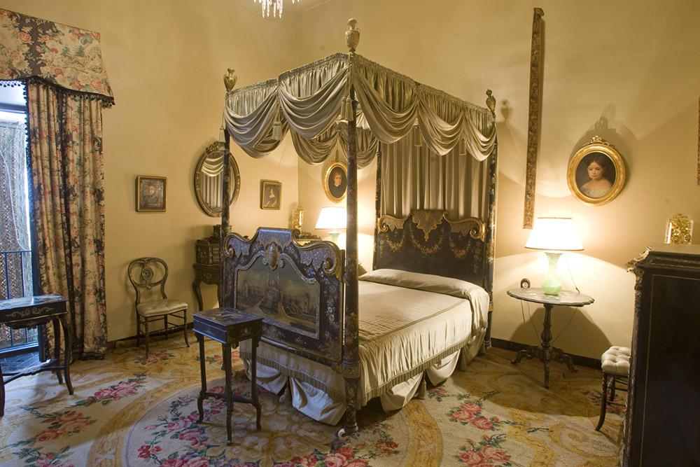 dormitorio invitados negro