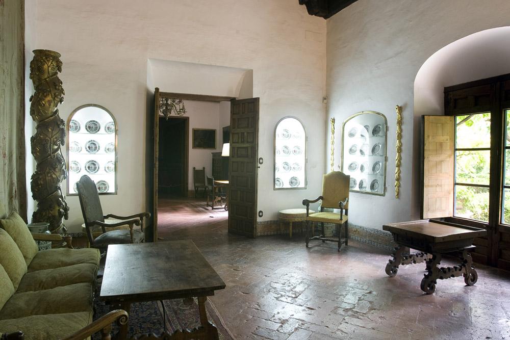 sala porcelanas