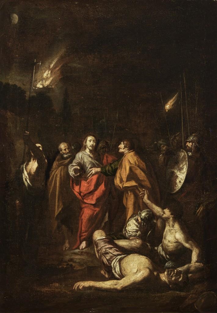 37-D-001_El Prendimiento de Cristo en el Monte de los Olivos_DSC4166