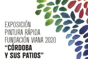 EXPOSICIÓN PINTURA RÁPIDA FUNDACIÓN VIANA 2020 - Palacio de Viana