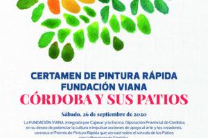 CERTAMEN DE PINTURA RÁPIDA - Palacio de Viana
